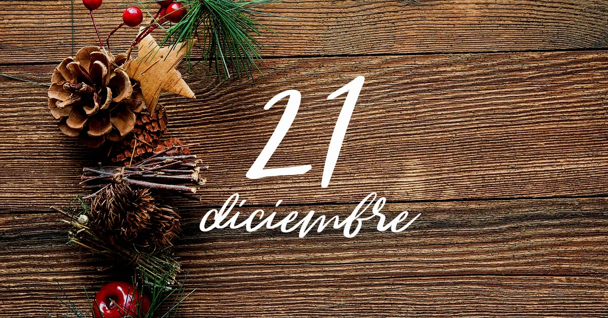 21 diciembre