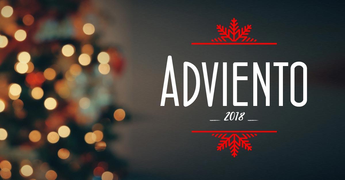 Adviento navidad 2018