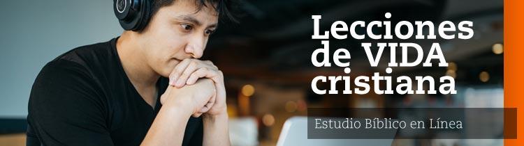 lecciones de la vida cristiana